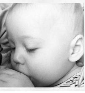 breastfeeding my baby
