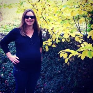 41 weeks pregnant!